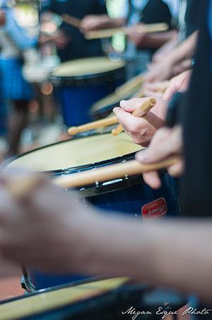 DPB Drum Line